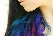 Hair style. / Hair styles I appreciate.