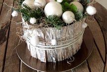 Kerst / De Iris Bloemdecoraties.Goor