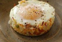 breakfast / eggs