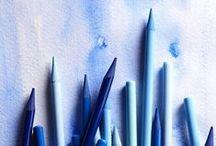   Colour • Indigo Blue