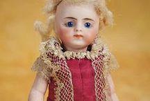 Dolls : mignonettes / all bisque