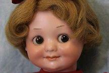 Dolls : googlies
