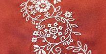 Embroidery : whitework