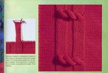 Knitting : techniques / tips