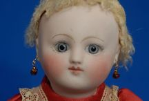 Dolls : french / Steiner