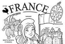 {Géographie} Europe France