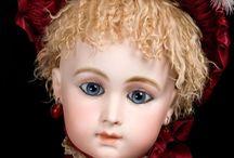 Dolls : french / Jumeau Triste