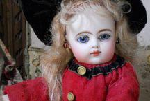 Dolls : french / FG