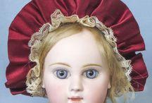Dolls : french / Portrait Jumeau