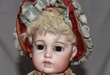 Dolls : french / Bru