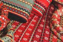 Bunad : braiding / weaving