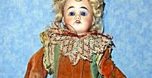 Dolls : marottes / roly polies / candy containers