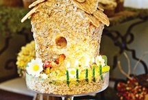 CAKES + TREATS by Deanna Moore Design / by Deanna Moore Design
