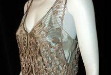 Flapper Dress in Detail