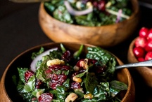 Kale Recipes / Eat your gorgeous greens! Be beautiful with these glorious kale recipes.