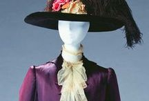 Old Dress 1900 - 1930