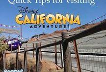 Disneyland Tips / Planning ideas for a trip to Disneyland Resort