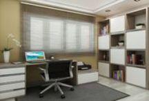 Home Offices Fábrica D'Marco / Home Office Fábrica D'Marco, a primeira em móveis planejados no estilo sob medida!