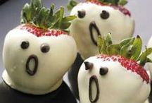 Healthy Halloween / Follow for healthy  and festive halloween treats and snacks! / by Berry Breeze®