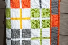 Quilts etc / Patchworking and quilting