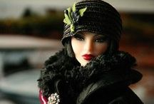 Fashion Dolls / Tonner and Barby
