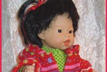 Little Babyborn poppenkleertjes / Poppenkleding voor de kleine babyborn  (= 32 cm) www.poppenmode.com  dollclothes