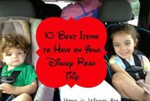 Road Trippin' with Kids / Road Trip Tips | Road Trips with Kids | Travel Activities | Itineraries | Disney | Trips from New York