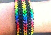 loom bands ♥