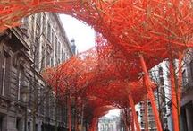 Urban Design & Environmental Art