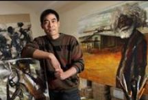 Ochre & Ink / The story of collaboration between a Chinese artist and an Aboriginal elder.