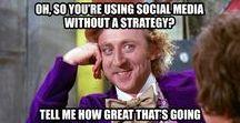 Social Media Memes / The funny side of Social Media