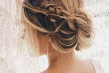 Prim and Proper | A Do for the Do / Hairstyles for those more *formal outings.  *A little fancier than the rest