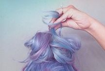 Colour    Bomb / Hairstyles that stand out in a crowd, with or without your permission.
