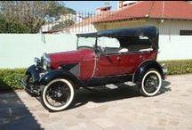 Relíquias automotivas / Antiguidades