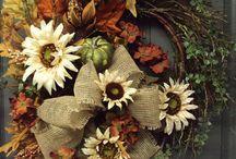 Autumn in the air / Decorațiuni -sărbătoarea roadelor !