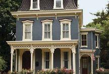 Dream house / Georgian house