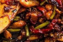 Spicy Recipes / I'm pinning all my favorite spicy recipes! You'll find all kinds of easy and healthy recipes with a kick. From vegan to vegetarian to chicken to beef, there is something for everyone. There are snacks and appetizers and dinner recipes. I love a good spicy dish!
