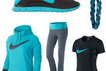 Ladies fitness wear