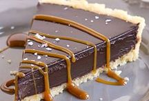 Chocolate Recipes / I'm pinning my favorite chocolate recipes! You'll find plenty of easy and homemade chocolate desserts. From chocolate chip cookies to cake with ganache to mousse to pie, there's something for everyone. I can never get enough chocolate!