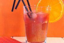 *Getränke / Getränke, Cocktails, Gläser - Rezepte und dekorieren