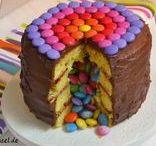 *Kuchen / Kuchen - Rezepte und Dekoideen