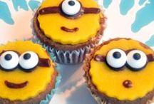 *Muffins, Cupcakes, Donuts / Muffins, Cupcakes, Donuts - Rezepte und Dekoideen
