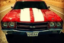 Chevrolet SS / GM. Muscle cars  / by Austin Adams