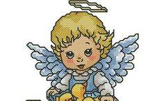 SCHEMI ANGELI / SCHEMI ANGELI REALIZZATI DA WWW.IDEEAPUNTOCROCE.IT