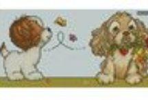SCHEMI ANIMALI / SCHEMI ANIMALI PUNTO CROCE-www.ideeapuntocroce.it
