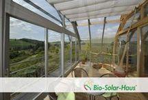 Bio-Solar-Haus Innenaufnahmen / Fotos verschiedener Bio-Solar-Haus mit Innenansichten