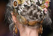 Hair / Acconciature da sposa