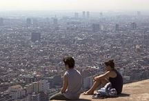 Barcelona and dreams / Inspiration from Barcelona lovers!