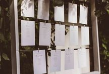 Wedding Table plan Ideas / Have some fun with your table but without leaving it to late to put together. The last thing you need is the stress of finalising seating a couple of days before your special day  #weddingtableplan #seatingplan #tableplanideas