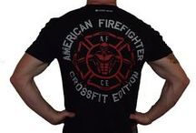 Men's Firefighter Fitness Wear / Transform yourself & your life! Get fit & healthy! Fire and Fuel Apparel has the firefighter fitness wear you need and the brand preferred by firefighter athletes worldwide.